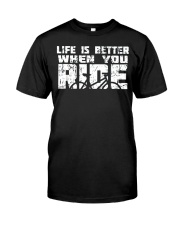 cycling 4 192645 Classic T-Shirt front