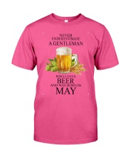 nvu beer may10107 Classic T-Shirt thumbnail