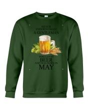 nvu beer may10107 Crewneck Sweatshirt thumbnail