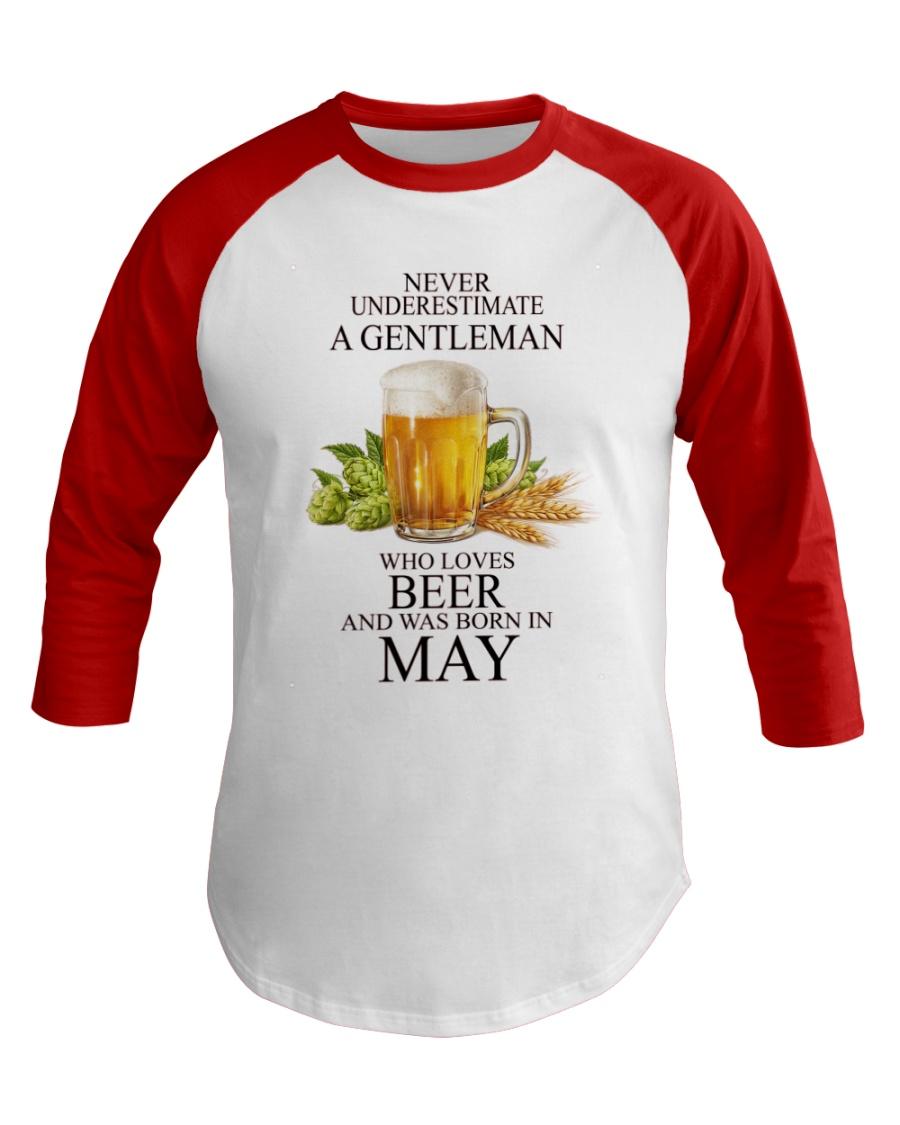 nvu beer may10107 Baseball Tee