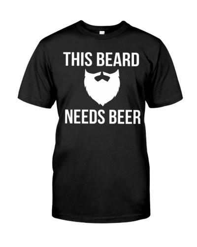 This beard needs beer