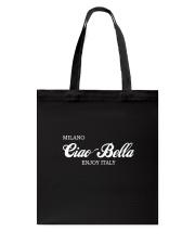 b-ciaobella-milano-nb  Tote Bag thumbnail