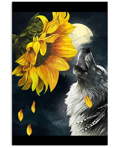 wolf sunflower moon