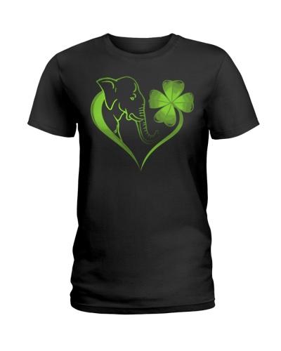 clover heart elephant 3283023