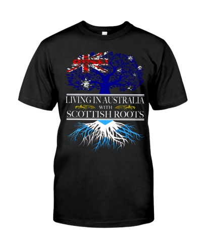 Living in Australia with Scottish roots