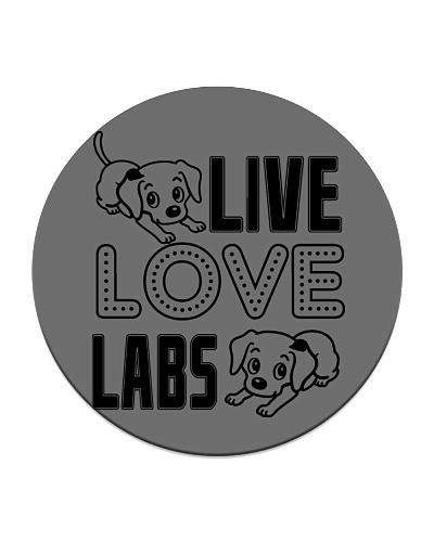 Live Love Labrador Retriever Shirt