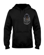 Pocket Dachshund 1 Hooded Sweatshirt thumbnail