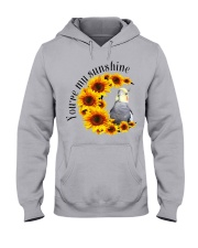 Cockatiel You Are My Sunshine  Hooded Sweatshirt thumbnail