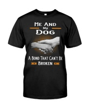 True Love Me And My Dog  Premium Fit Mens Tee thumbnail