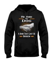 True Love Me And My Dog  Hooded Sweatshirt thumbnail