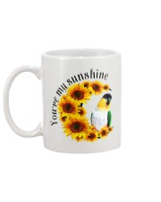 Black Head Caique You Are My Sunshine   Mug back