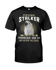 Personal Stalker Umbrella Cockatoo Classic T-Shirt front