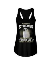 Personal Stalker Umbrella Cockatoo Ladies Flowy Tank thumbnail