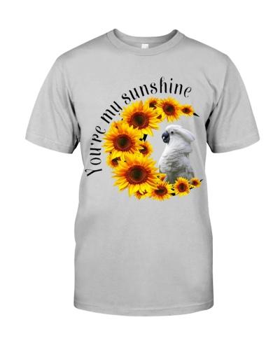 Umbrella Cockatoo You Are My Sunshine