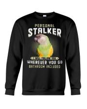 Personal Stalker Senegal Parrot Crewneck Sweatshirt thumbnail