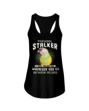 Personal Stalker Senegal Parrot Ladies Flowy Tank thumbnail
