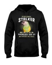 Personal Stalker Senegal Parrot Hooded Sweatshirt thumbnail