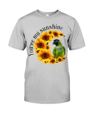 Nanday Conure You Are My Sunshine  Classic T-Shirt front