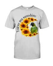Nanday Conure You Are My Sunshine  Premium Fit Mens Tee thumbnail