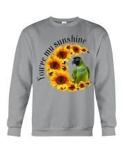 Nanday Conure You Are My Sunshine  Crewneck Sweatshirt thumbnail