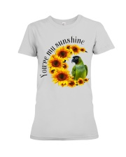 Nanday Conure You Are My Sunshine  Premium Fit Ladies Tee thumbnail