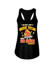 Sun Conure Mommy Lover Ladies Flowy Tank thumbnail