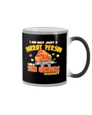 Sun Conure Mommy Lover Color Changing Mug thumbnail
