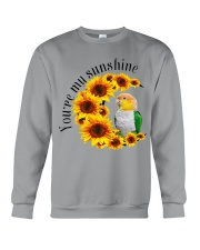 Caique You Are My Sunshine  Crewneck Sweatshirt thumbnail