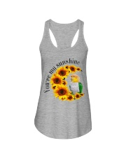 Caique You Are My Sunshine  Ladies Flowy Tank thumbnail