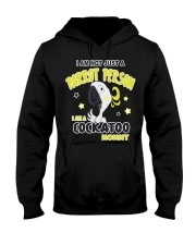 Cockatoo Mommy Lover  Hooded Sweatshirt front