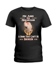 True Love Me And My Moluccan Cockatoo  Ladies T-Shirt thumbnail