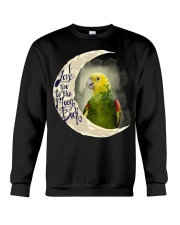 DYH I Love You To The Moon And Back  Crewneck Sweatshirt thumbnail