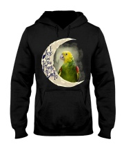 DYH I Love You To The Moon And Back  Hooded Sweatshirt thumbnail