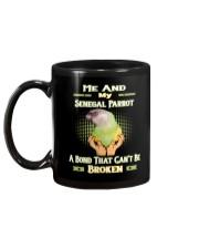 True Love Me And My Senegal Parrot  Mug back