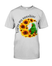 Green Eclectus You Are My Sunshine  Premium Fit Mens Tee thumbnail