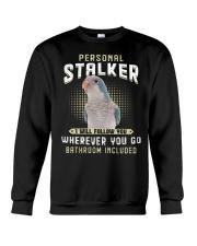 Personal Stalker Blue Quaker  Crewneck Sweatshirt thumbnail