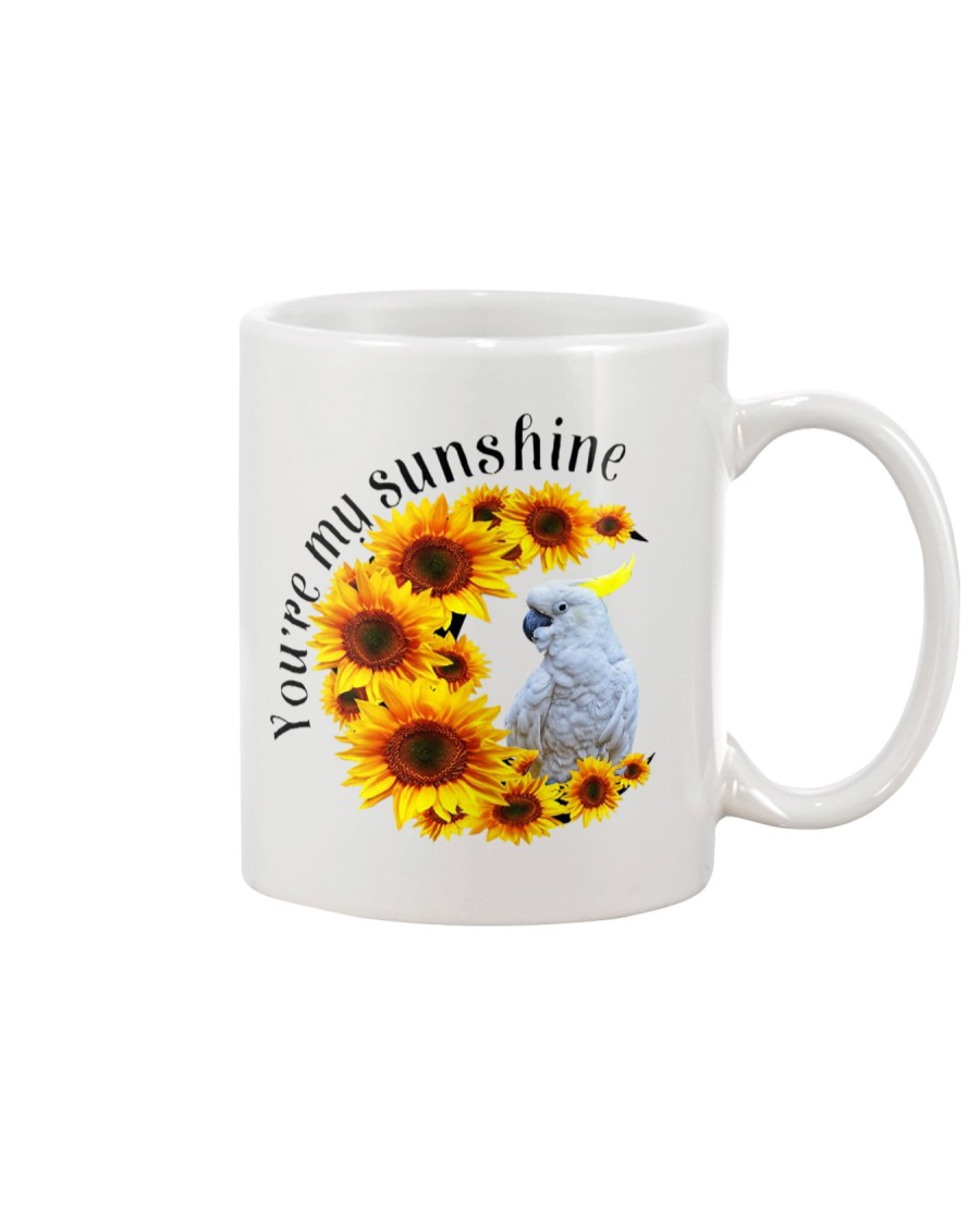 Cockatoo You Are My Sunshine  Mug