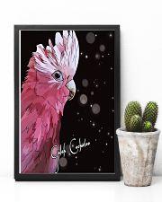 Amazing Galah Cockatoo Artwork  11x17 Poster lifestyle-poster-8