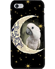 Umbrella Cockatoo Phone Case i-phone-7-case