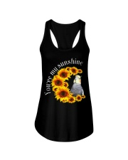 Cockatiel You Are My Sunshine Ladies Flowy Tank thumbnail