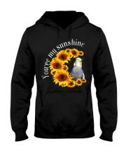 Cockatiel You Are My Sunshine Hooded Sweatshirt thumbnail