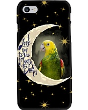 Double Yellow Headed Amazon Phone Case i-phone-7-case