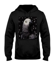 Lovely African Grey  Hooded Sweatshirt thumbnail