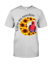 Red Eclectus You Are My Sunshine  Premium Fit Mens Tee thumbnail