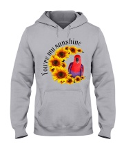 Red Eclectus You Are My Sunshine  Hooded Sweatshirt thumbnail