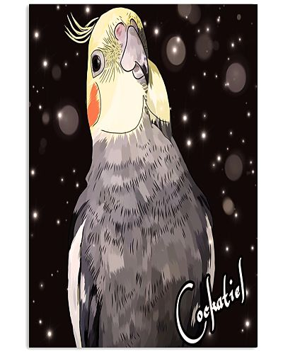 Amazing Cockatiel Artwork