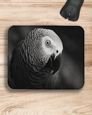 African Grey Parrot  Mousepad aos-mousepad-front-lifestyle-1