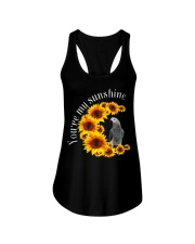African Grey You Are My Sunshine Ladies Flowy Tank thumbnail