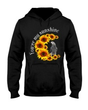 African Grey You Are My Sunshine Hooded Sweatshirt thumbnail