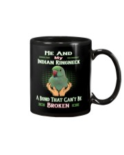 True Love Me And My Indian Ringneck Mug thumbnail